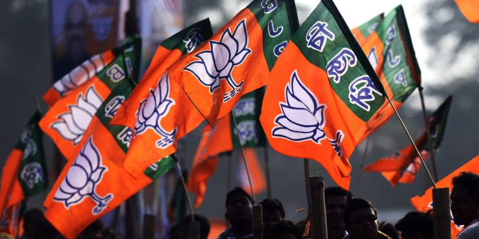 BJP launches mega membership drive in Odisha