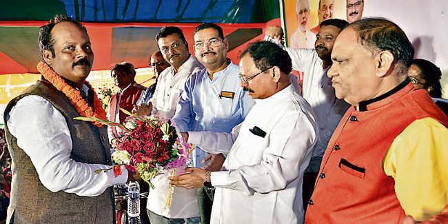 भाजपा की राष्ट्रवाद की राजनीति पर बढ़ रहा है लोगों का विश्वास : गिलुवा