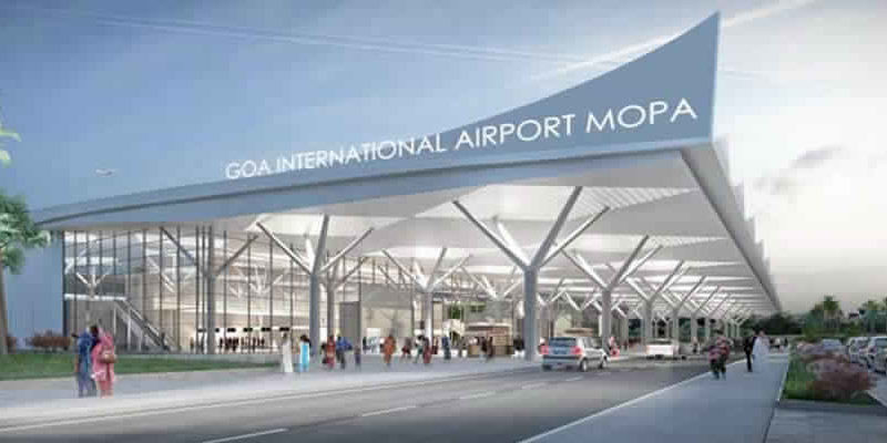 Centre has submitted Mopa airport's environment impact report to Apex Court, CM informs House