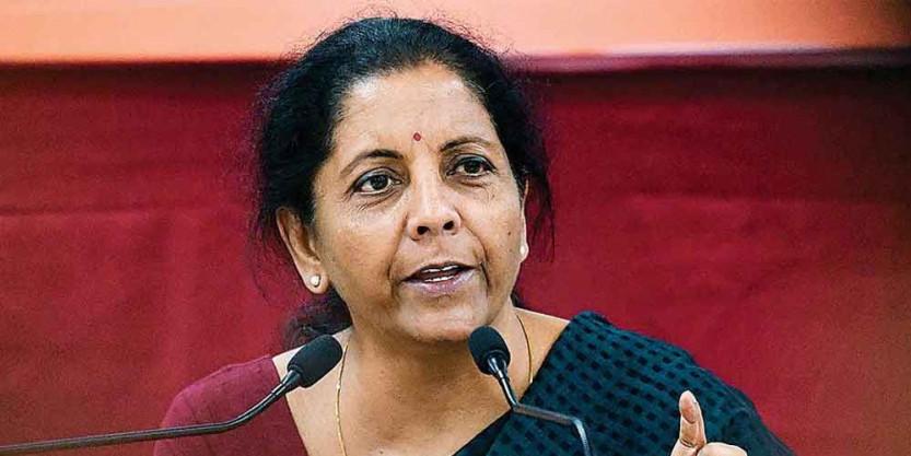 Centre not imposing Hindi in Tamil Nadu: Sitharaman