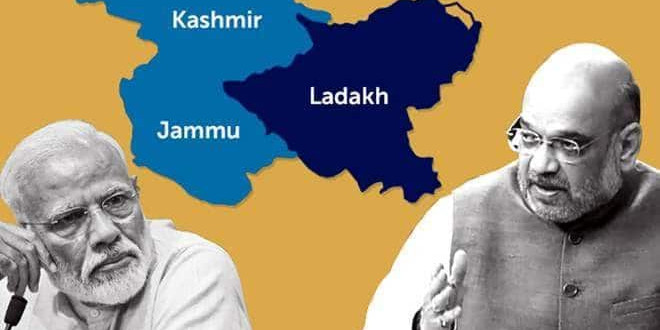 #Article370: A new chapter of suffering will now unfold in J&K