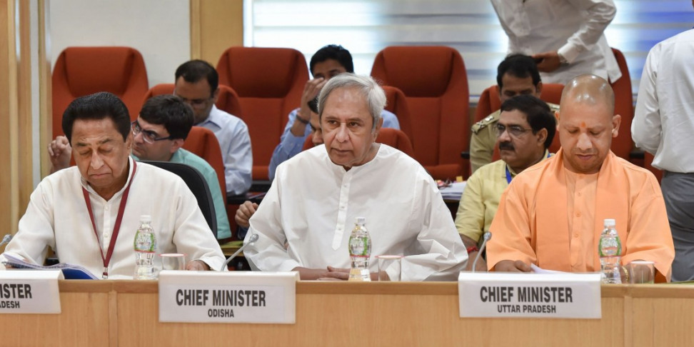 Naveen Patnaik seeks railway connectivity in LWE affected districts of Odisha