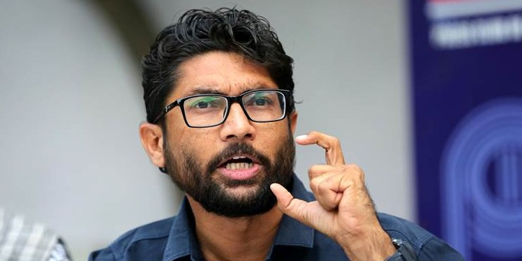 Principal, VP quit after Gujarat college says no Mevani event