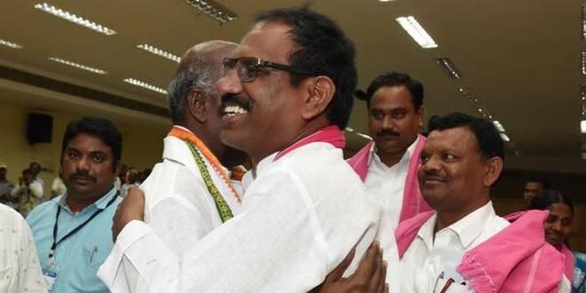 TRS sweeps Adilabad ZP polls