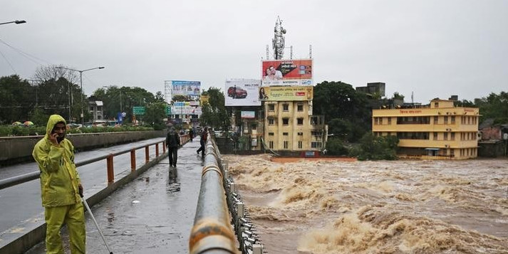 Shiv Sena blames encroachments along river banks for waterlogging in Mumbai, Thane