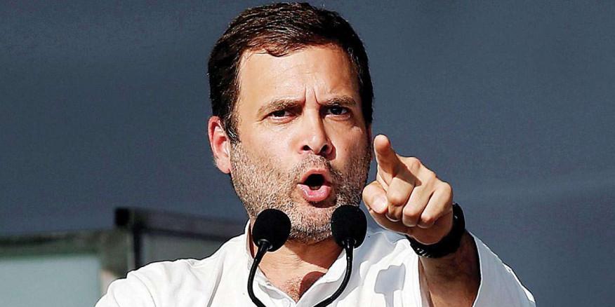 Rahul Gandhi cries vendetta against NCP chief Sharad Pawar