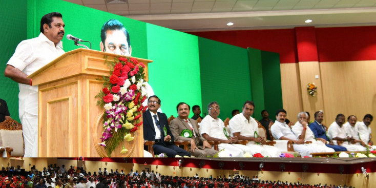 Palaniswami thanked Modi for approving three more medical colleges in Tamil Nadu