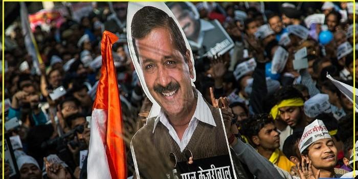 अकाली दल नेता ने कराया सर्वे, दिल्ली ने कहा दिल में केजरीवाल