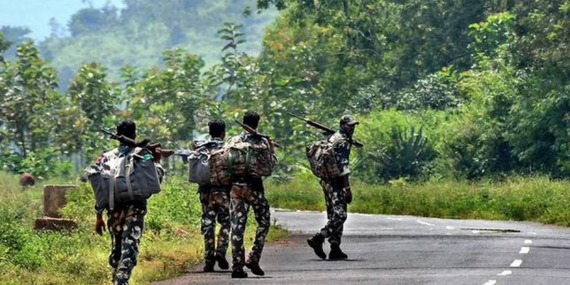 Maoists losing sway in erstwhile stronghold?