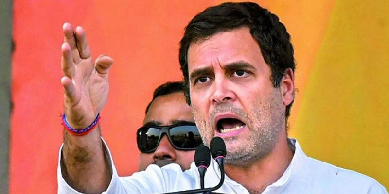 Rahul Gandhi's MP speech didn't violate code: Election Commission