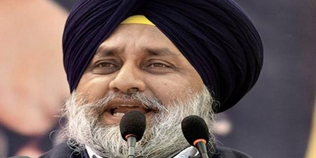 'Congress govt. has betrayed the people of Punjab'