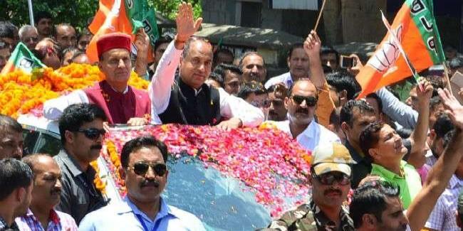 लोकसभा चुनाव में रिकॉर्ड जीत के बाद मुख्यमंत्री की गृह जिले में जन आभार रैली,