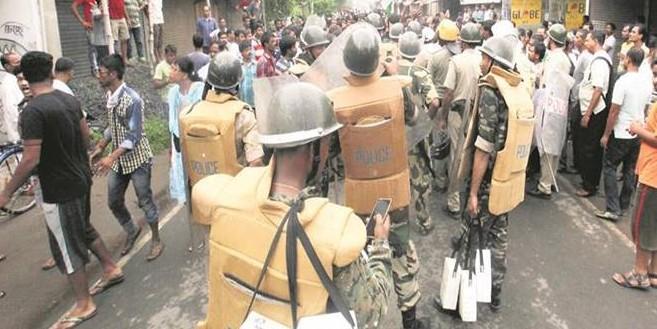 बंगाल में बवाल: मुर्शिदाबाद में वोटर की मौत, बुनियादपुर में पोलिंग अफसर ने किया सुसाइड