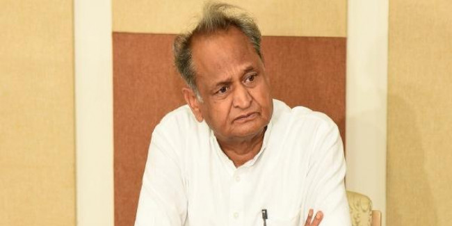 Rajasthan CM Ashok Gehlot condoles death of army jawan in Pakistan firing