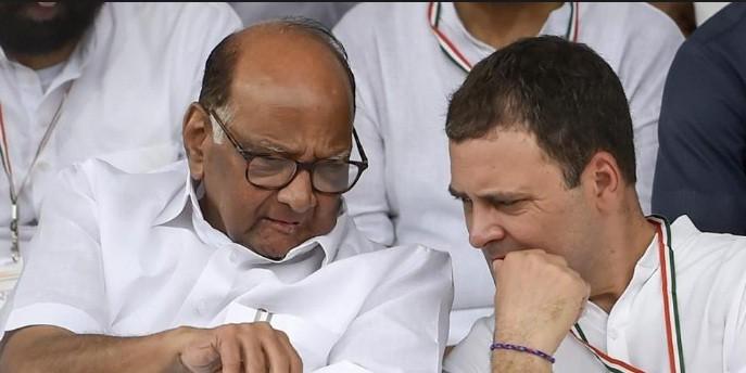 हार से टूटा हौसला, कांग्रेस-NCP अपना सकते हैं विलय का फॉर्मूला