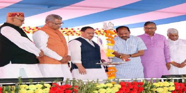 युवा, किसान और महिला शक्ति के साथ झारखण्ड आगे बढ़ रहा है: मुख्यमंत्री