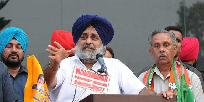 Alliance with BJP strong as ever, claims Sukhbir