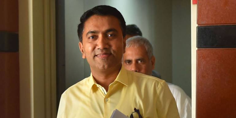 Goa CM Pramod Sawant says state's finances stable, rubbishes huge borrowing claims