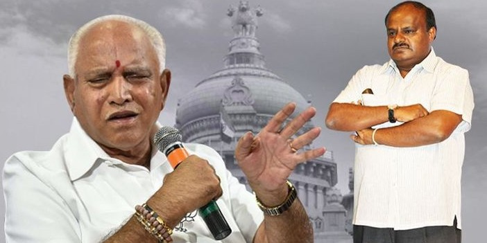 Yeddyurapppa criticises ruling coalition in Karnataka, terms it 'sleeping government'
