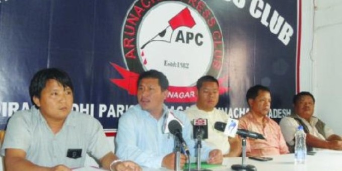 All Arunachal Contractors Welfare Association ask for lifting of order