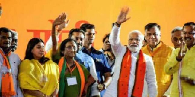 यूपी छठा दौर: BJP के खाते में आ सकती है सिर्फ 1 सीट, 13 पर माया-अखिलेश के पक्ष में आंकड़े