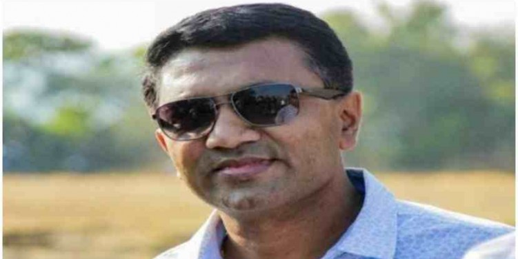 Goa Chief Minister Censures Man For Dumping Waste In River