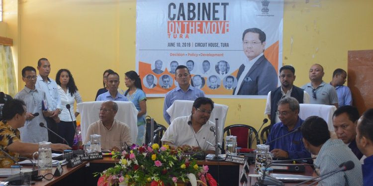 """Will the dream for """"Cabinet on the Move"""" in Jowai come true?"""