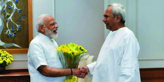 BJP forges risky truce with Naveen again