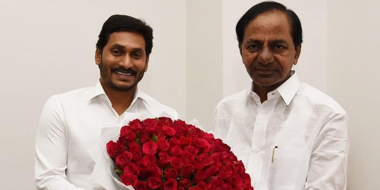 KCR and Jagan agreed on Krishna-Godavari interlinking