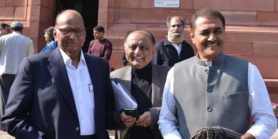 प्रधानमंत्री बनना चाहते हैं NCP प्रमुख शरद पवार: माजिद मेनन का दावा