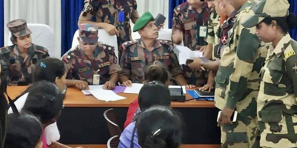 Six Bangladeshi girls rescued by T.N. police reunited with families