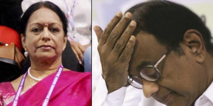 Saradha Chit Fund Scam: CBI Files Charge Sheet Against P Chidambaram's Wife Nalini