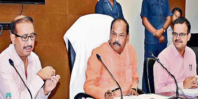 मुख्यमंत्री रघुवर दास ने किया जनसंवाद : कहा - जब आपका बच्चा गुम होगा तब पता चलेगा