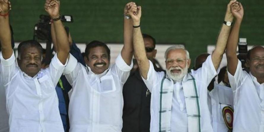 Lok Sabha elections 2019: In Tamil Nadu, PMK hopes for NDA boost