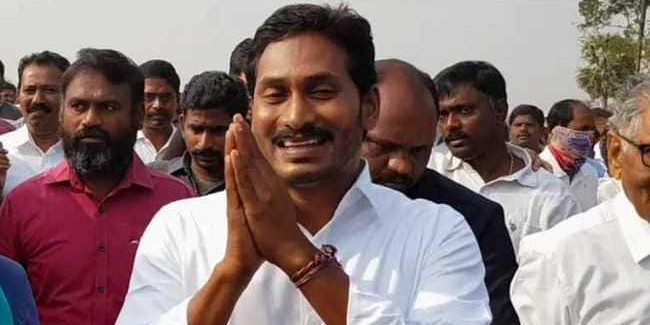 Jagan Reddy Accepts Tamil Nadu Govt's Request to Release Krishna River Water To Chennai
