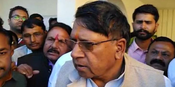 पूर्व मंत्री नरोत्तम दास पर भी ई-टेंडरिंग घोटाले में हो सकती है कार्रवाई, पीसी शर्मा ने दिए संकेत