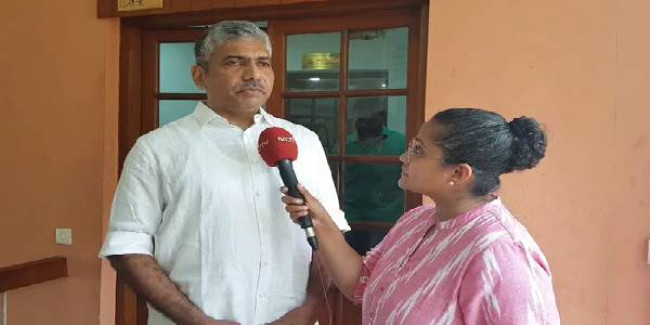 "Kerala Top Cop, Under Suspension, All Praise For RSS, ""Jai Sri Ram"" Chants"