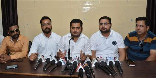 प्रदेश युवा कांग्रेस को झटका, चार ने पार्टी छोड़ी