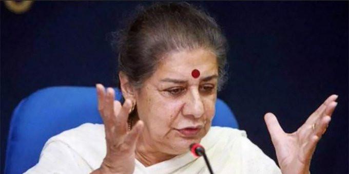कांग्रेस दिग्गज नेता अंबिका सोनी ने की मोदी सरकार से मांग: PoK को भी वापस लें