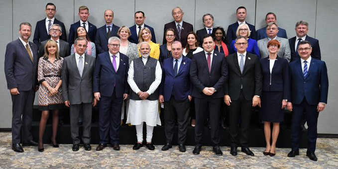 Will give a clear view of priorities, says PM Modi on EU lawmakers' J&K visit
