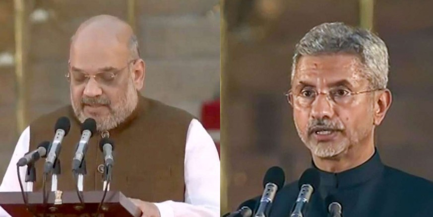 Home Minister Amit Shah, EAM S Jaishankar inducted into CCS