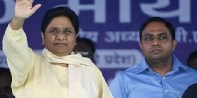 7 साल में मायावती के भाई आनंद कुमार की संपत्ति बढ़ गई 18 हजार फीसदी