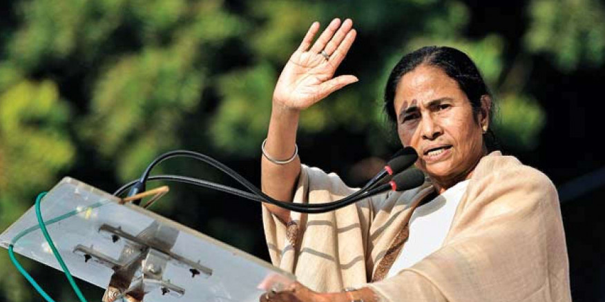 'Will consider myself freedom fighter if sent to prison': Mamata Banerjee dares BJP