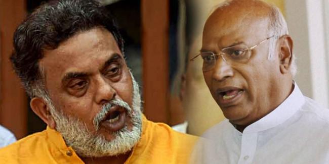 खड़गे कांग्रेस को निपटा देंगे: संजय निरुपम